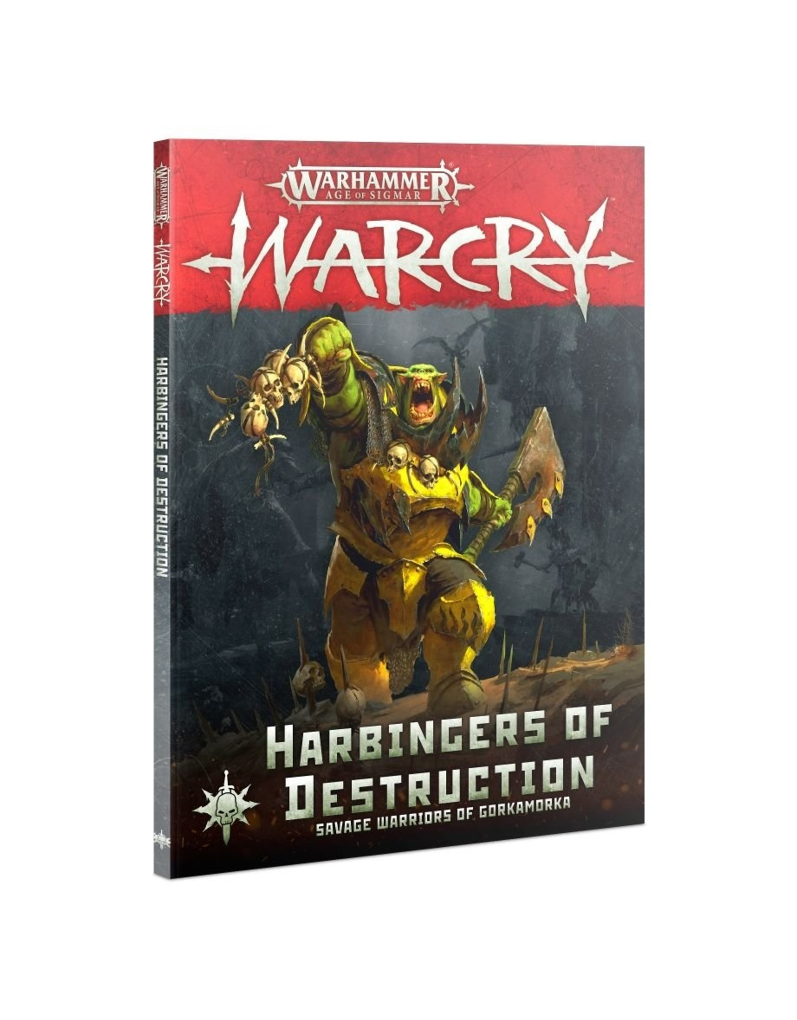 Games Workshop Warcry: Harbingers of Chaos