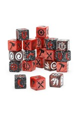Games Workshop WH Underworlds: Grand Alliance Chaos Dice Pack