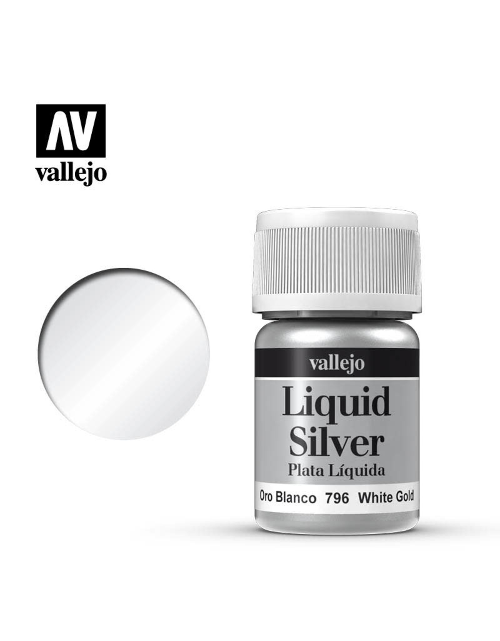 Vallejo Vallejo Alcohol-Based Metallics