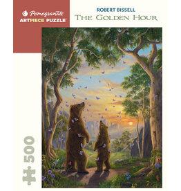 "Pomegranate ""The Golden Hour"" 500 Piece Puzzle"