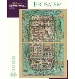 "Pomegranate ""Jerusalem"" 1000 Piece Puzzle"