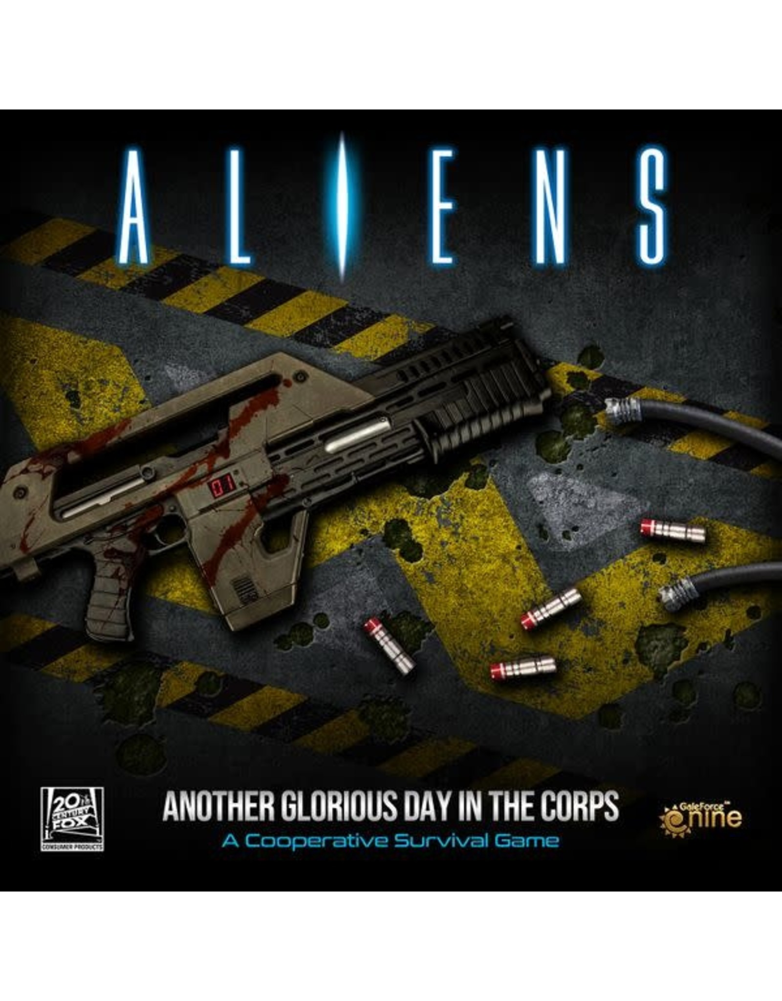 Gale Force 9 Aliens: Another Glorious Day in the Corps