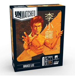 Restoration Games Unmatched: Bruce Lee