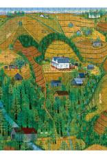 """Pomegranate """"My Parents' Farm"""" 500 Piece Puzzle"""