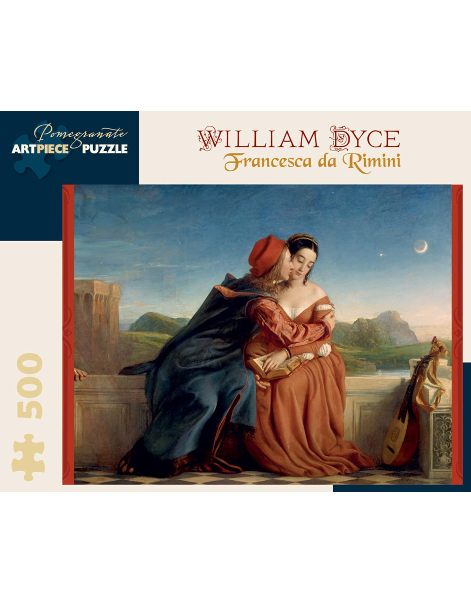 "Pomegranate ""Francesca da Rimini"" 500 Piece Puzzle"