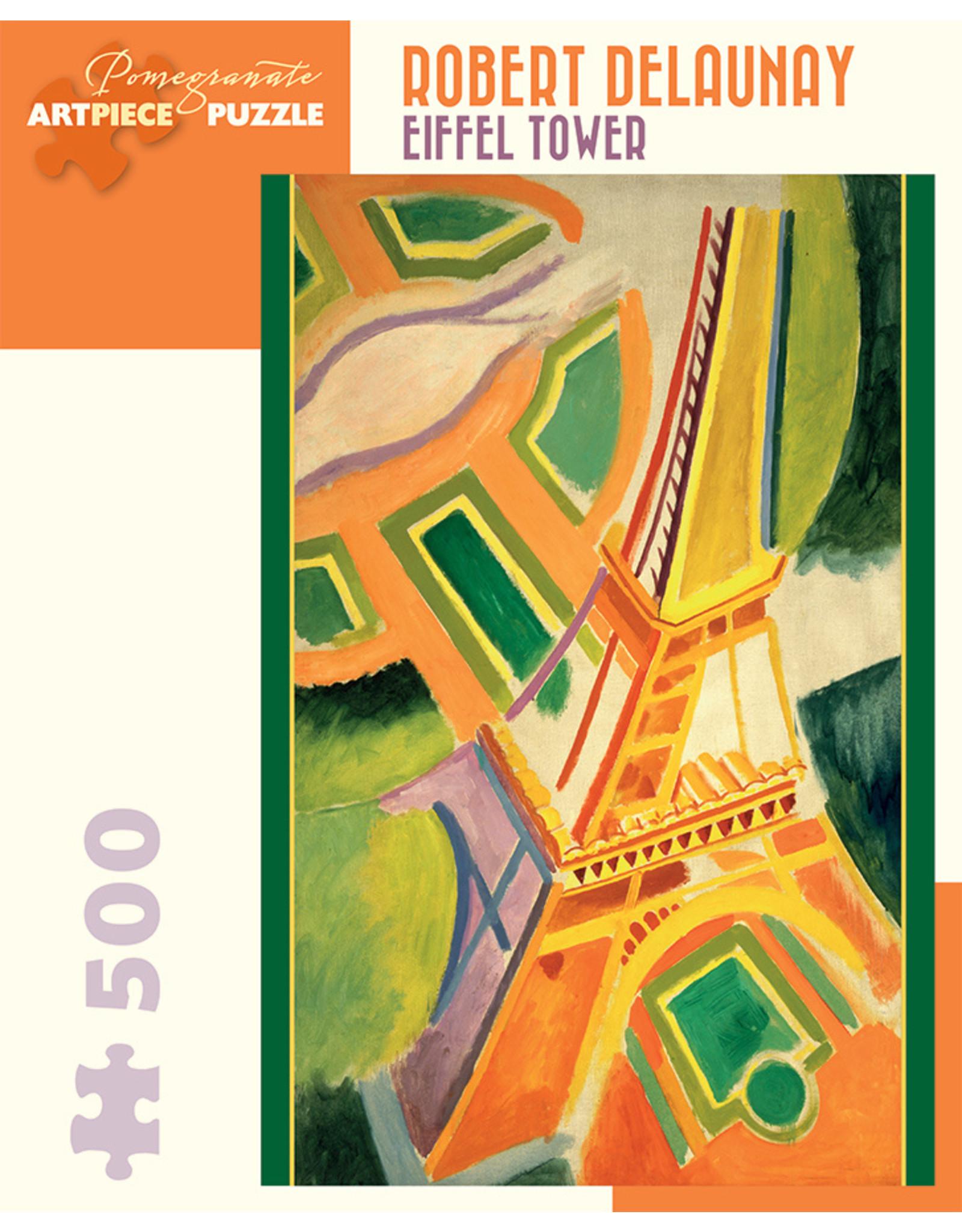 "Pomegranate ""Eiffel Tower"" 500 Piece Puzzle"