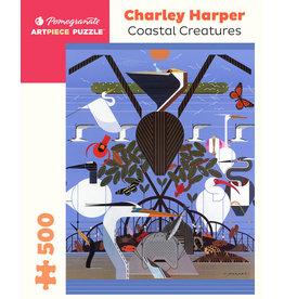 """Pomegranate """"Coastal Creatures"""" 500 Piece Puzzle"""