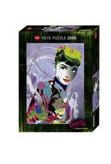 "Heye ""Audrey II"" 2000 Piece Puzzle"