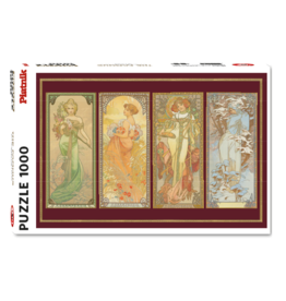 "Piatnik ""The Four Seasons"" 1000 Piece Metallic Puzzle"