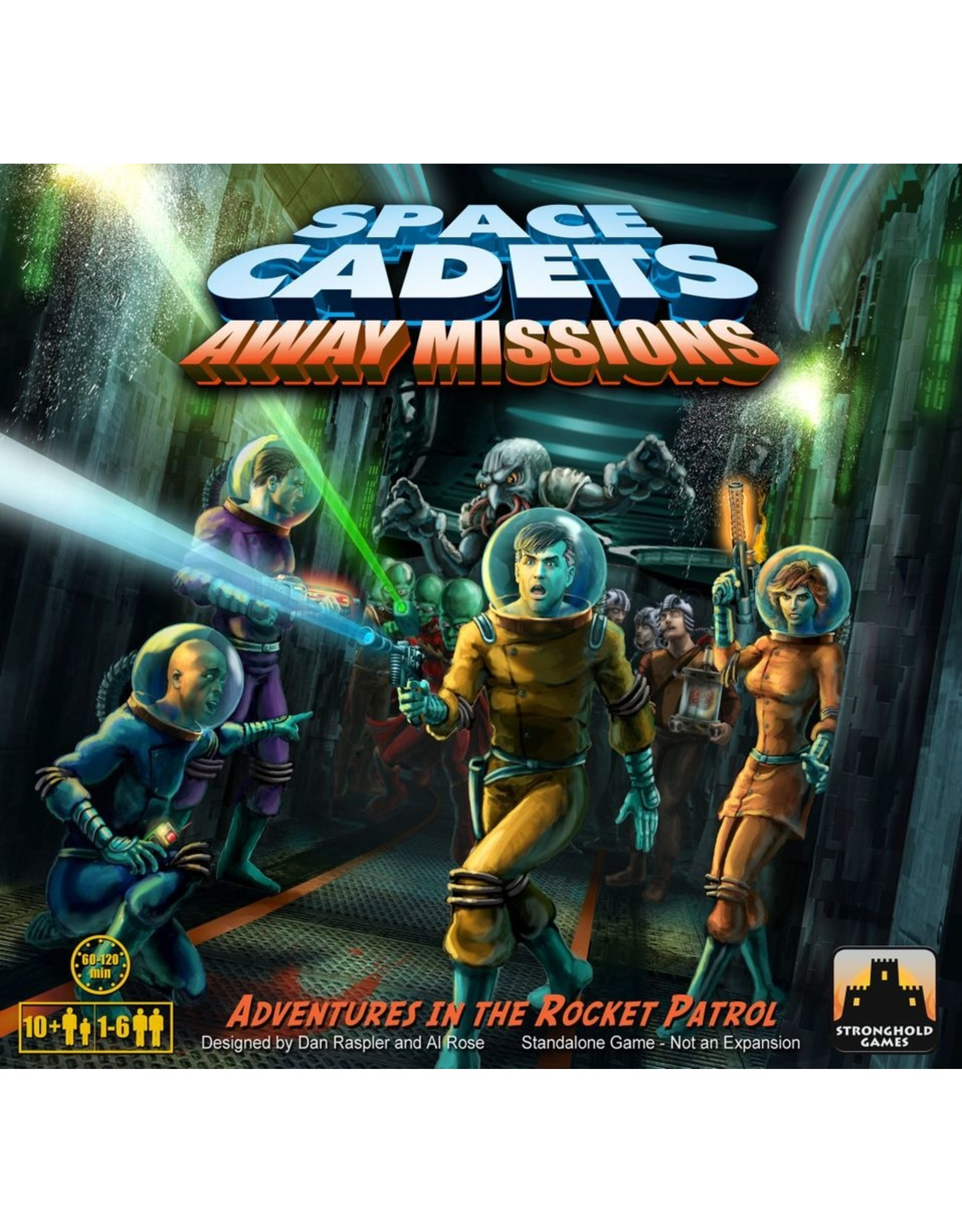 Stronghold Games Space Cadets: Away Missions