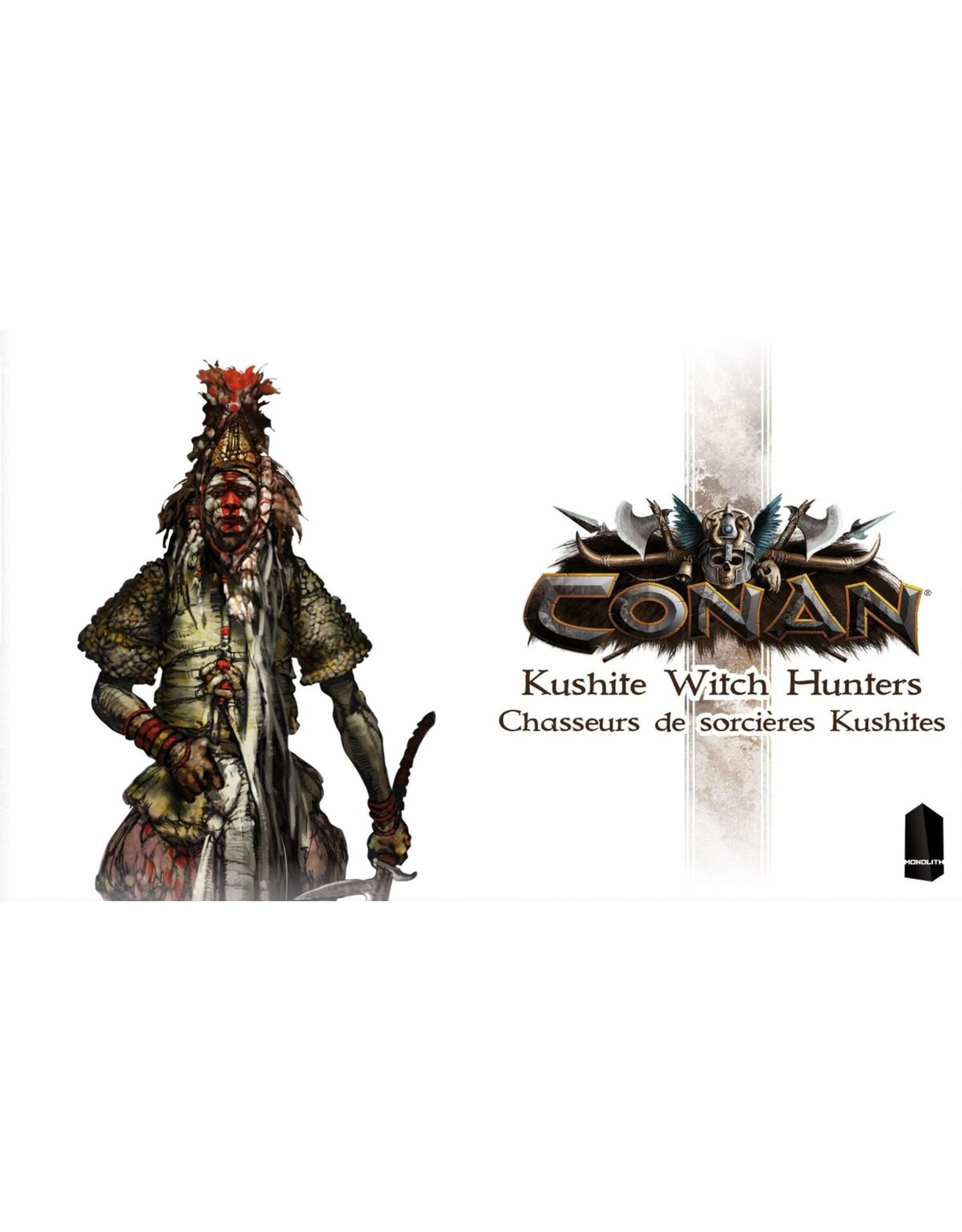 Monolith SALE - Conan: Kushite Witch Hunters Expansion