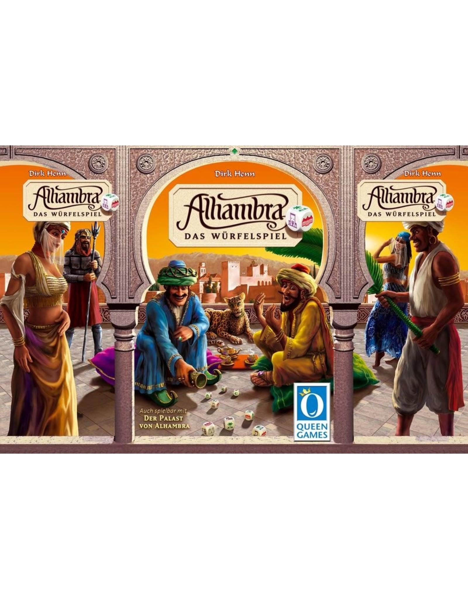 Rio Grande Games Alhambra: The Dice Game