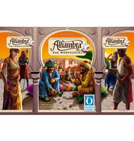 Rio Grande Games Alhambra: The Dice Game