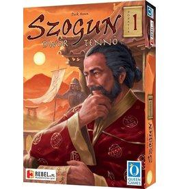Queen Games Shogun: Tenno's Court Expansion