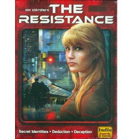 Indie Boards & Cards The Resistance 3rd Ed.
