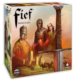 Academy Games Fief: France 1429