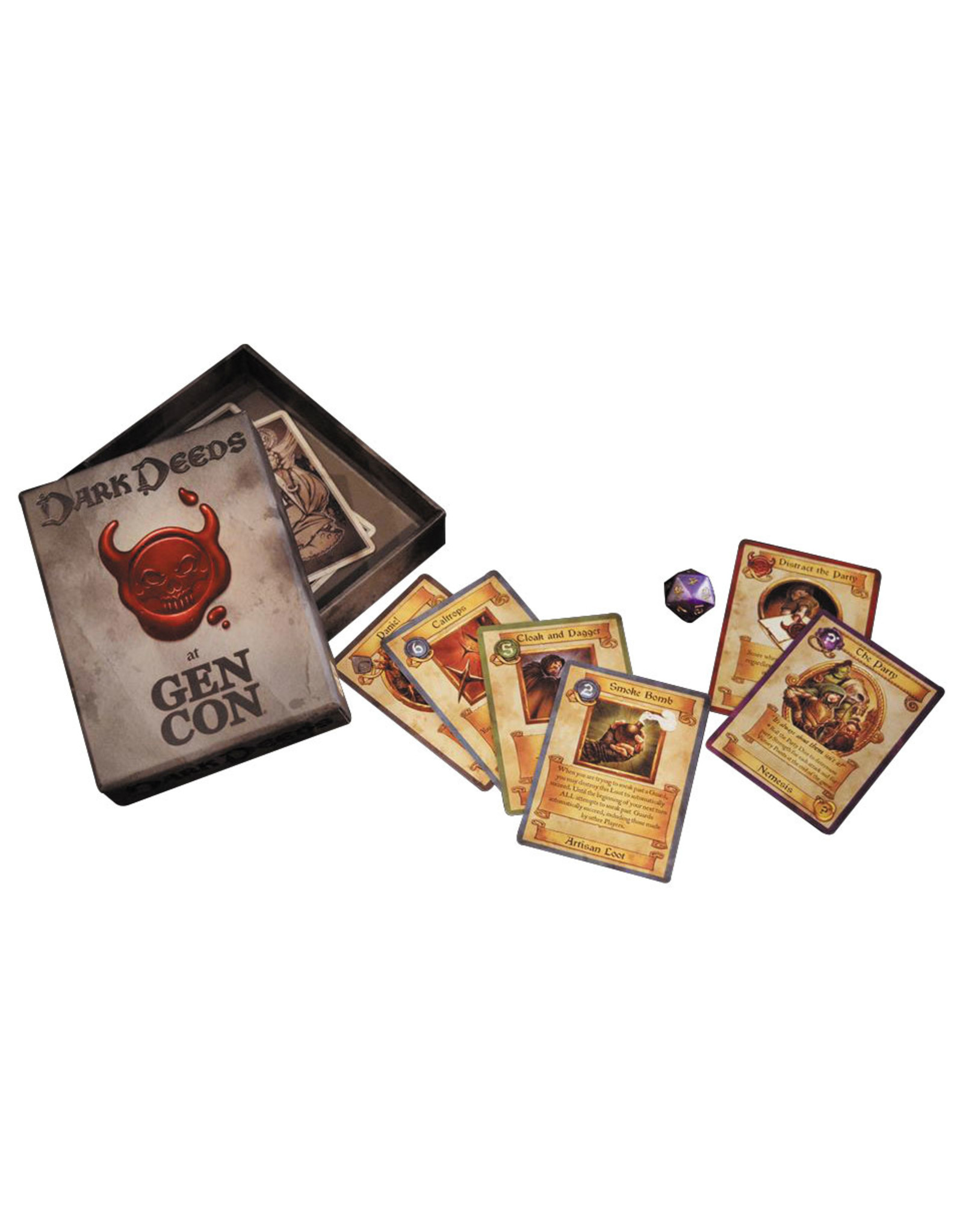 Games & Gears Dark Deeds: Gen Con Expansion
