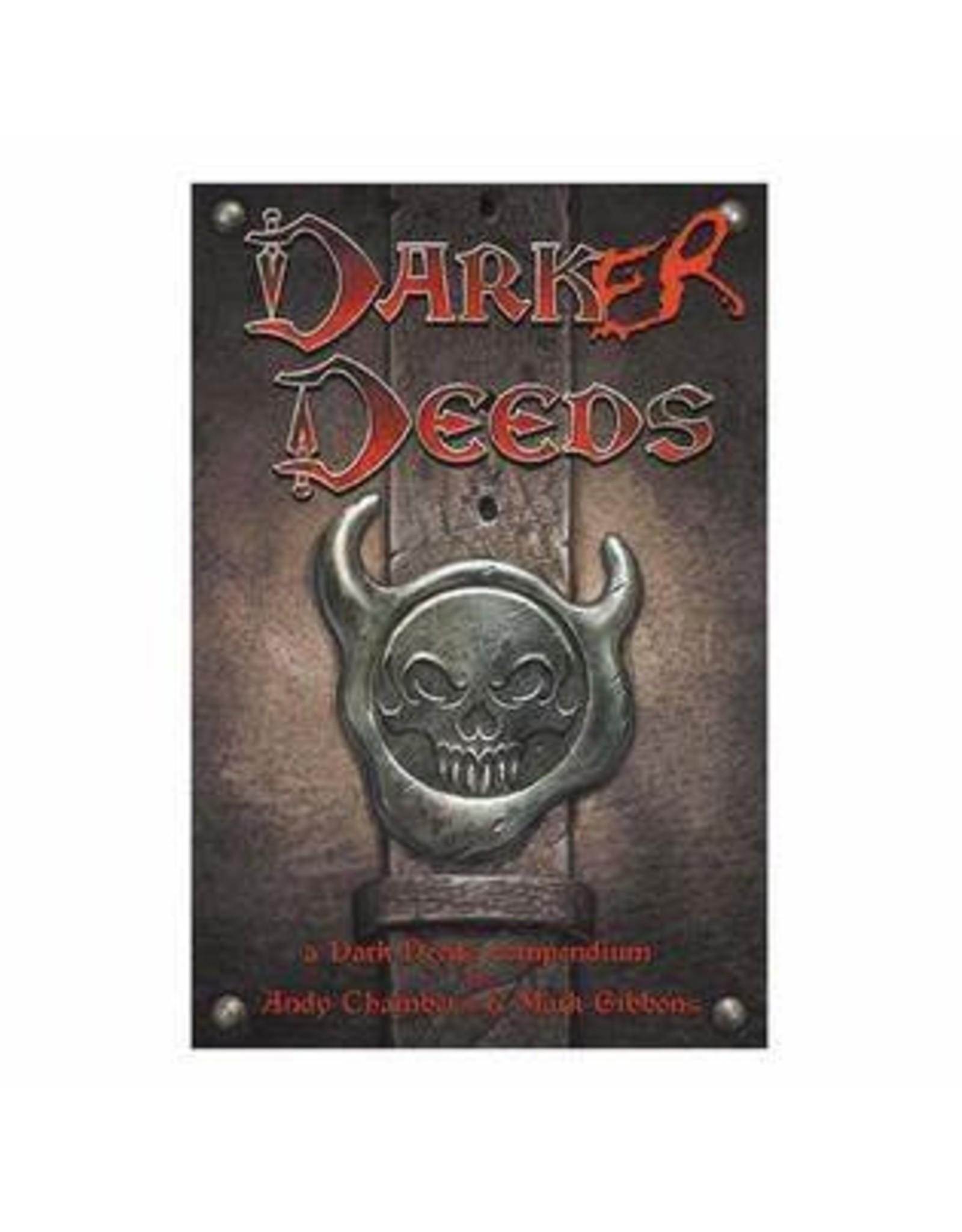 Games & Gears Dark Deeds: Darker Deeds Expansion