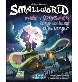 Days of Wonder Small World: Necromancer Island Expansion