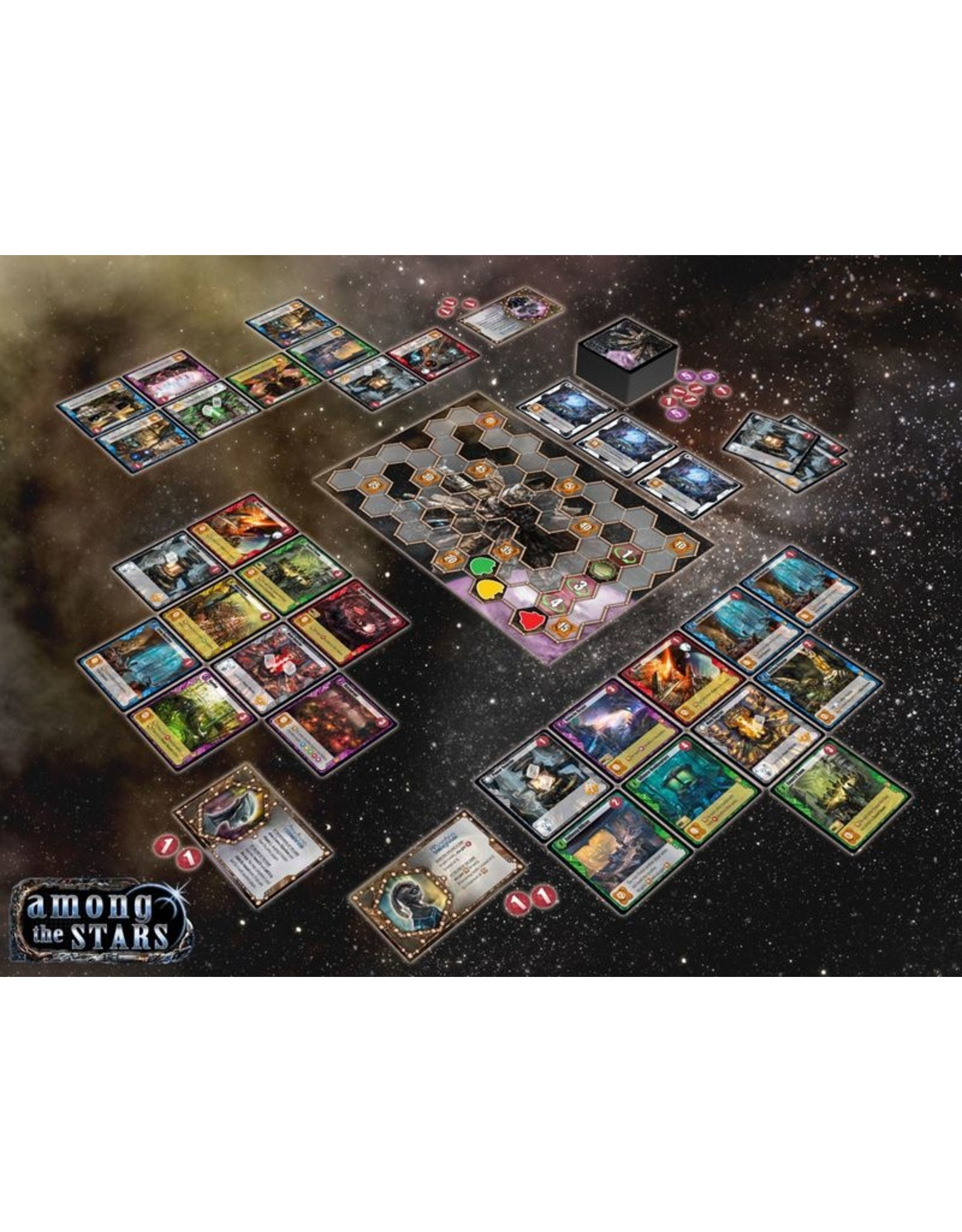 Stronghold Games Among the Stars