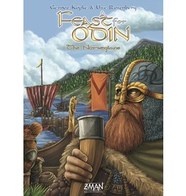 Z-Man Games A Feast for Odin: The Norwegians Expansion