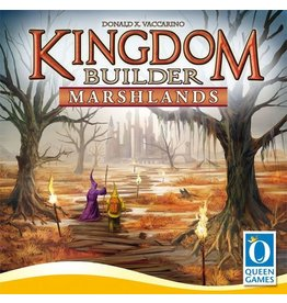 Queen Games Kingdom Builder: Marshlands Expansion