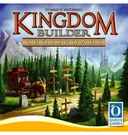 Queen Games Kingdom Builder: Crossroads Expansion