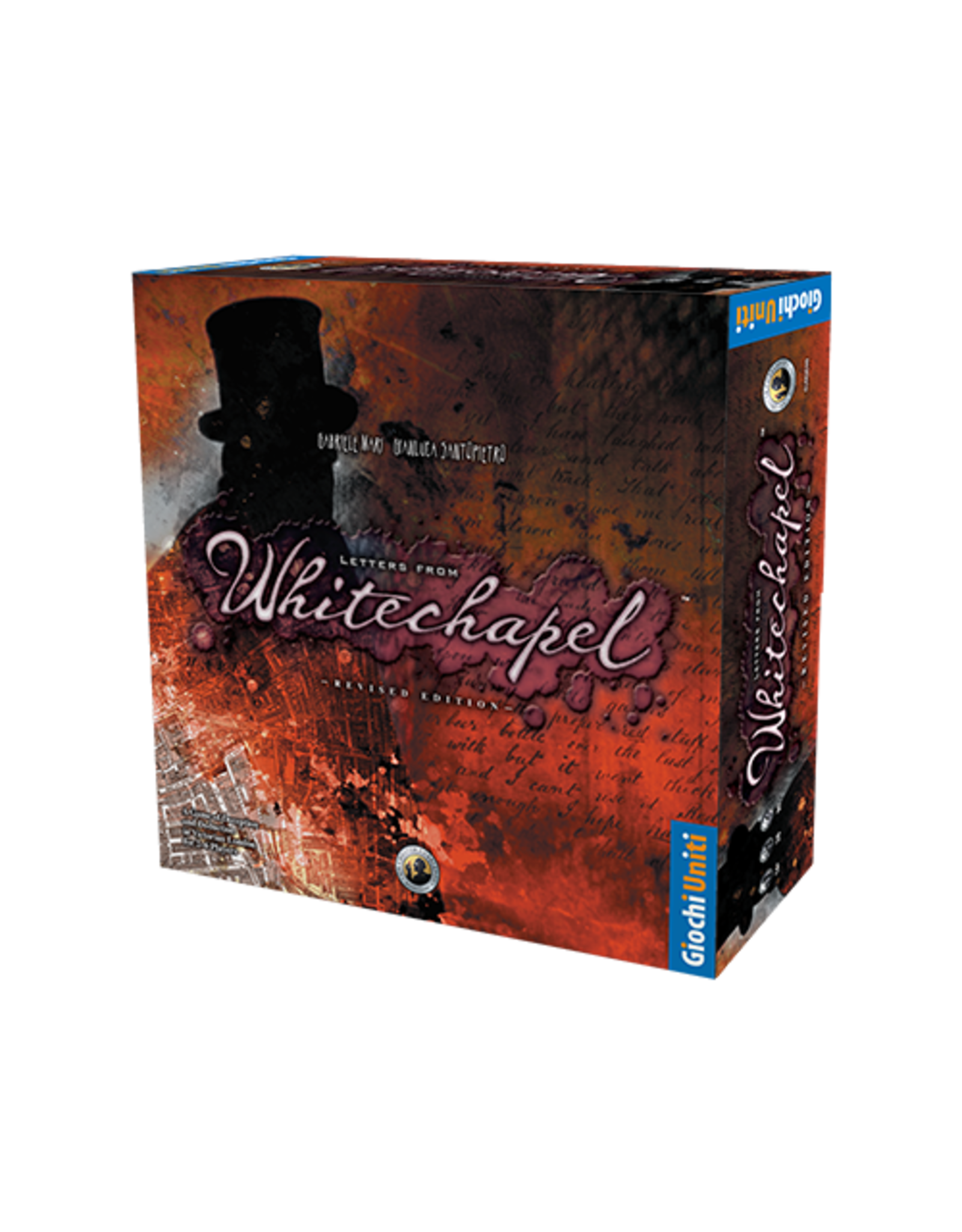 Fantasy Flight Games Letters From Whitechapel