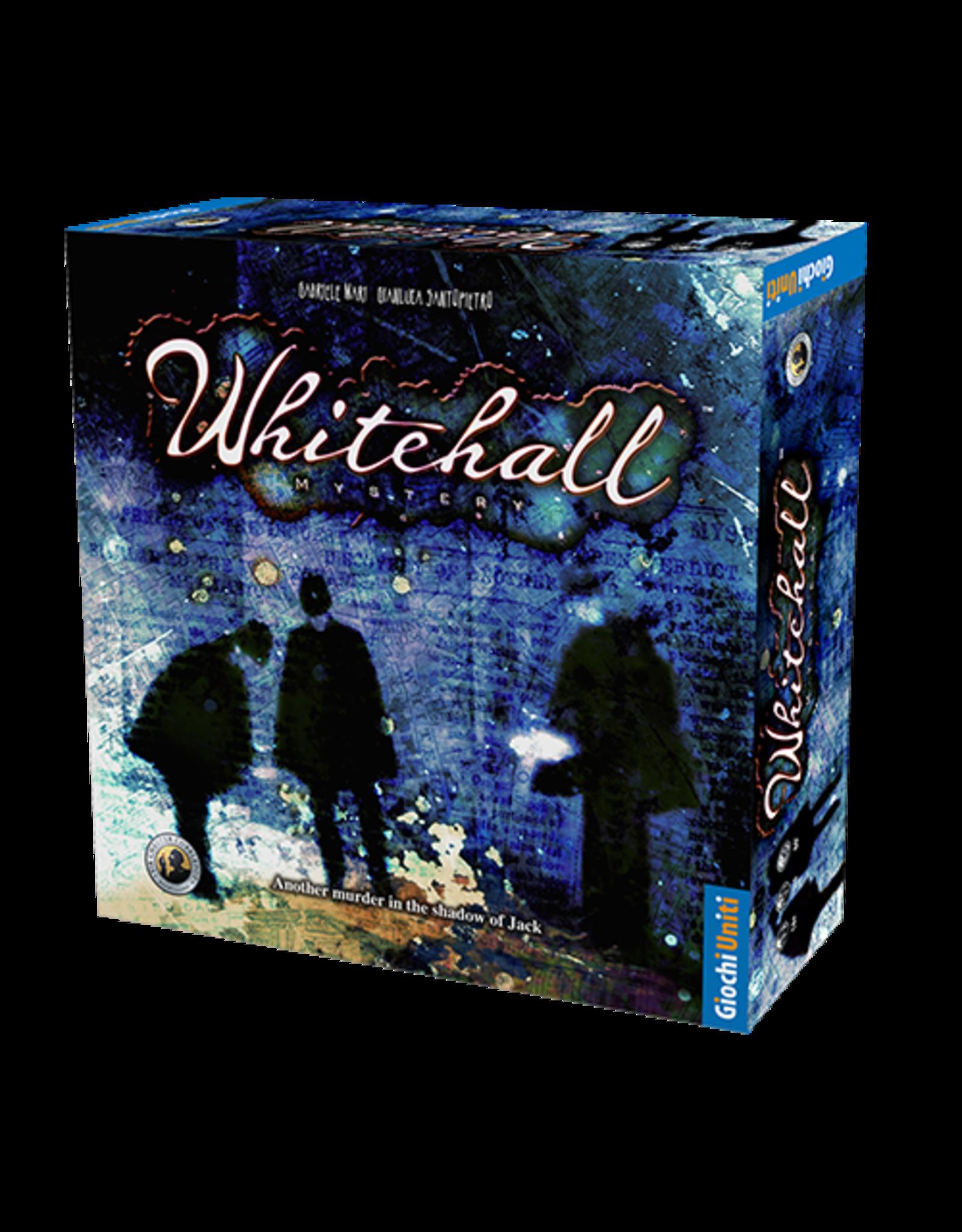 Fantasy Flight Games Whitehall Mystery