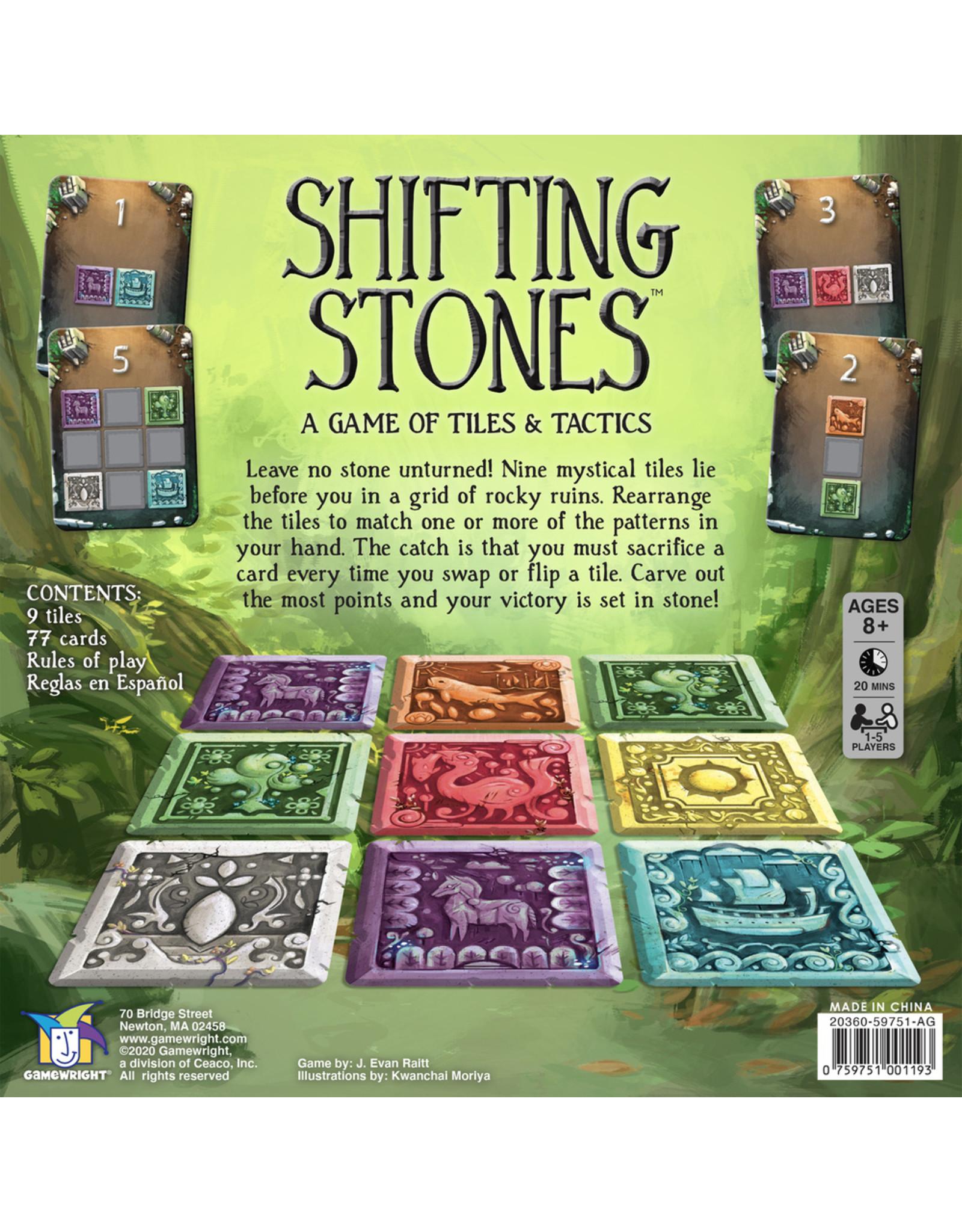 Gamewright Shifting Stones