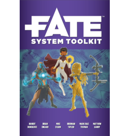 Evil Hat Productions Fate: System Toolkit