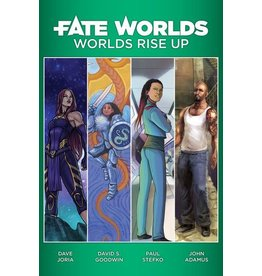 Evil Hat Productions Fate: Worlds Rise Up