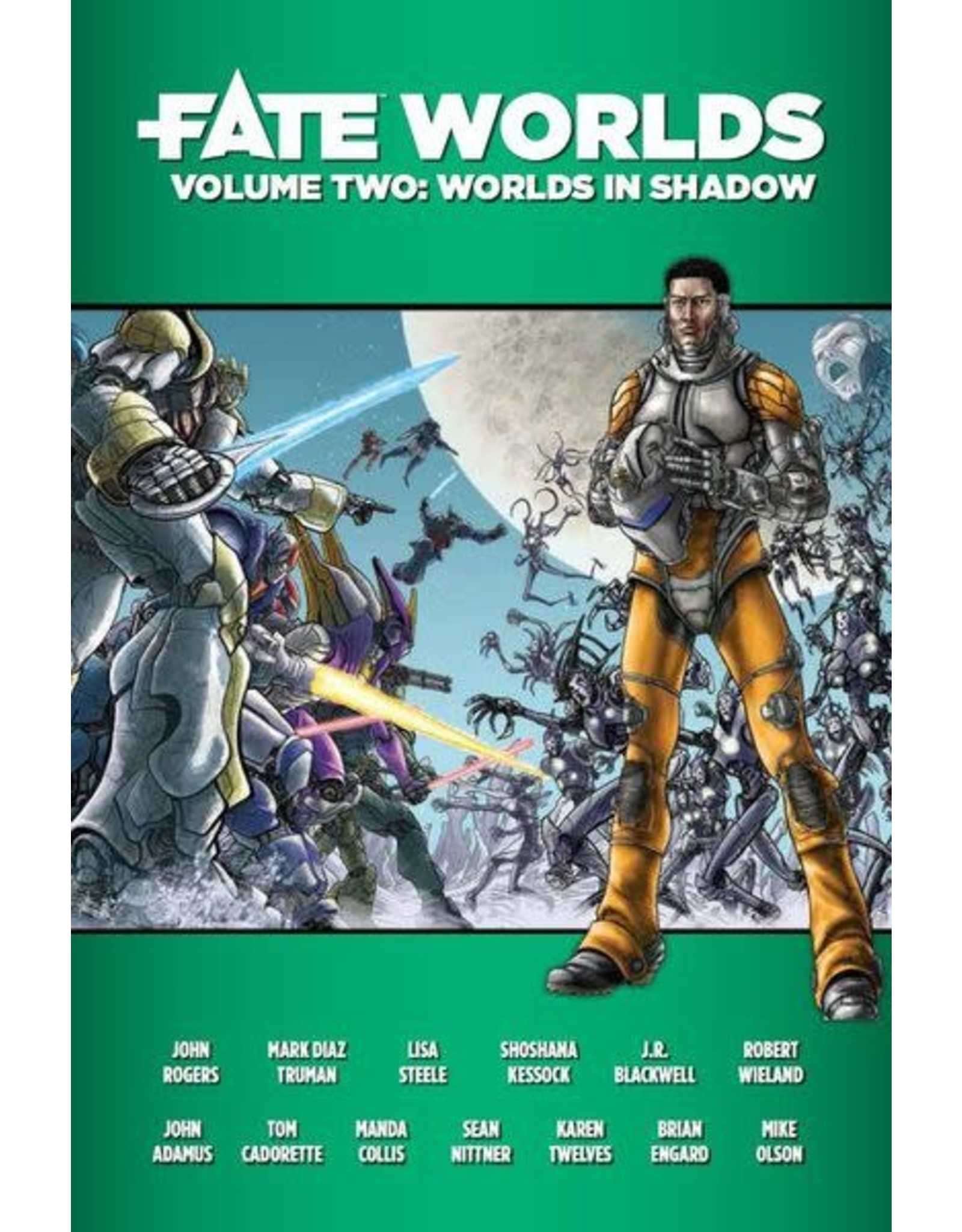Evil Hat Productions Fate Worlds Volume 2: Worlds in Shadow