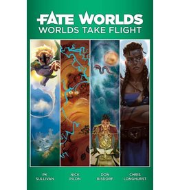 Evil Hat Productions Fate: Worlds Take Flight