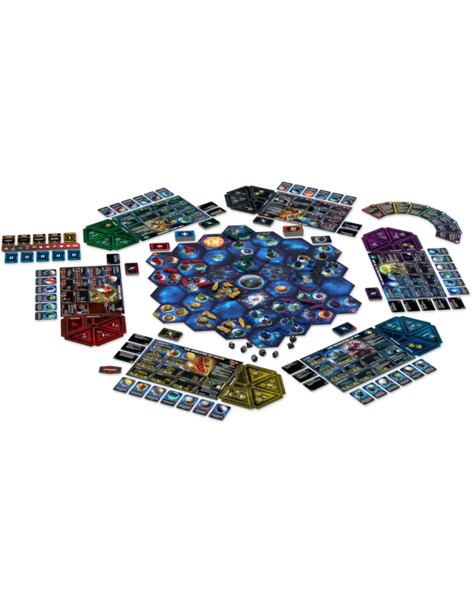 Fantasy Flight Games Twilight Imperium 4th Ed