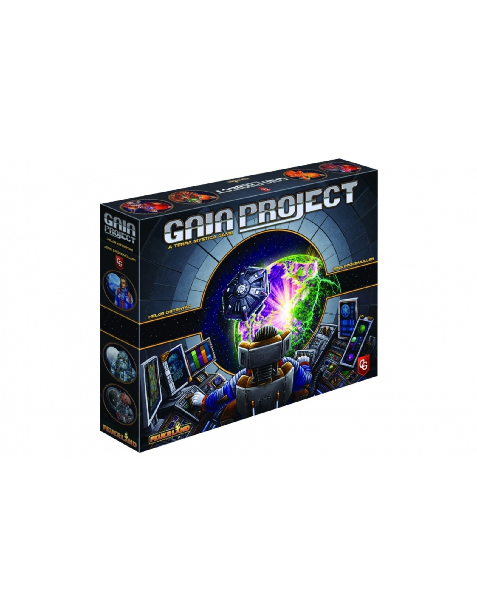 Z-Man Games Gaia Project