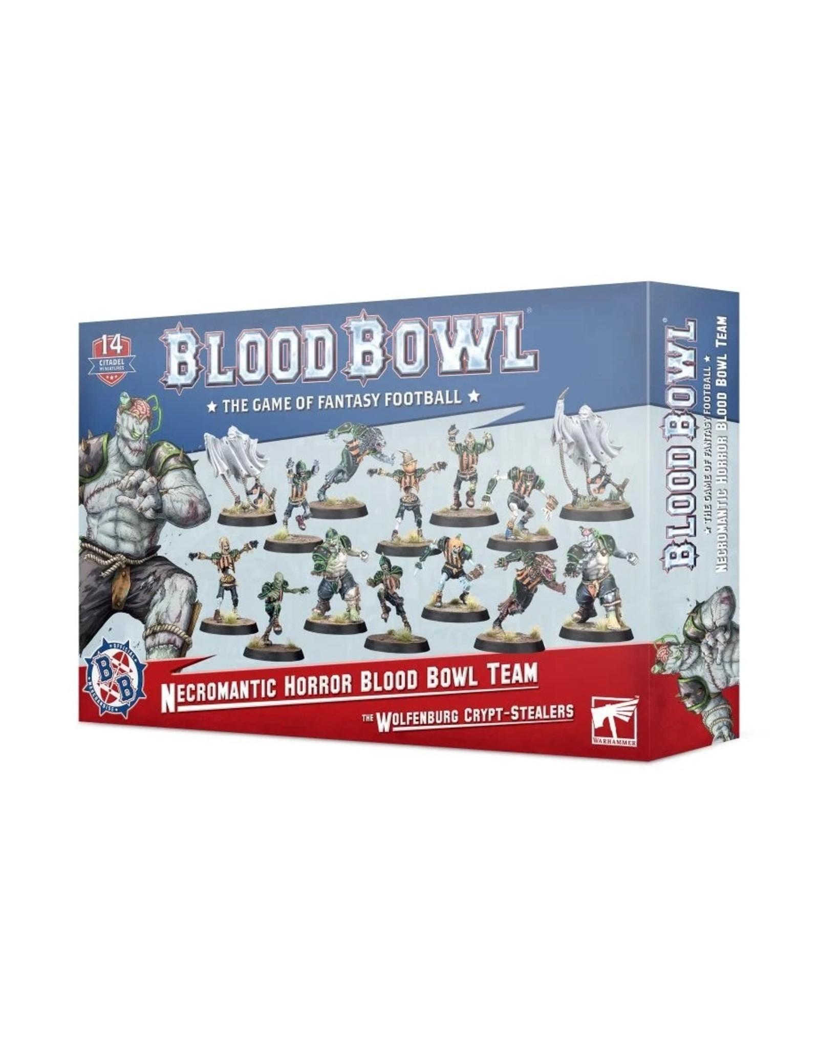Games Workshop Blood Bowl: Necromantic Horror Team