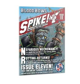 Games Workshop Blood Bowl: Spike! Journal: Issue 11