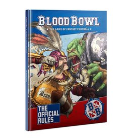Games Workshop Blood Bowl: The Official Rules