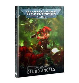 Games Workshop Blood Angels: 9th Ed Codex