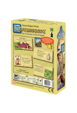 Z-Man Games Carcassonne: The Princess & the Dragon Expansion