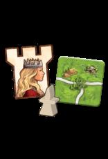 Z-Man Games Carcassonne: The Princess & the Dragon Expansion