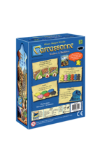 Z-Man Games Carcassonne: Traders & Builders Expansion