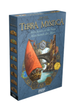 Z-Man Games Terra Mystica: Merchants of the Seas Expansion
