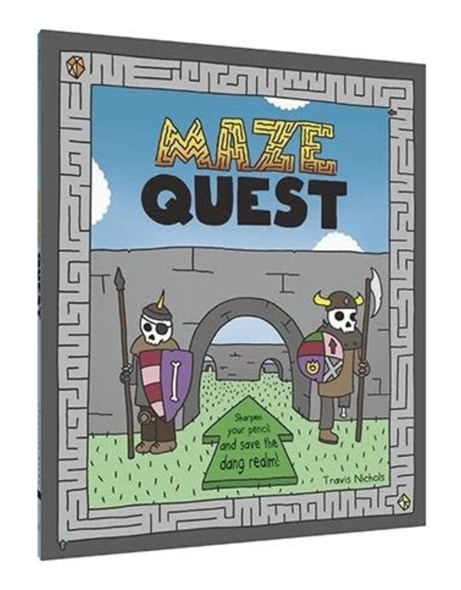 Chronicle Book Group Maze Quest