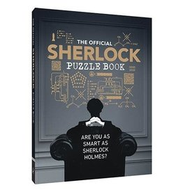 Chronicle Book Group The Official Sherlock Puzzle Book