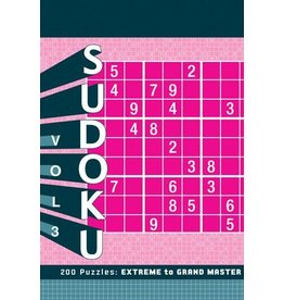 Chronicle Book Group Sudoku Notepad