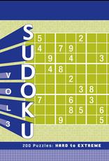 Chronicle Book Group Sudoku Notepad