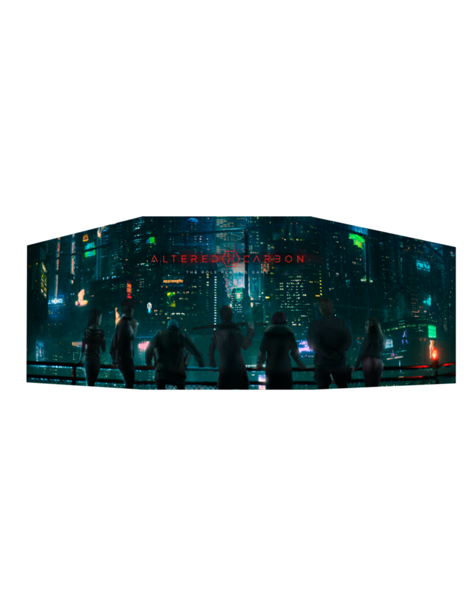 Renegade Game Studios Altered Carbon: GM Screen