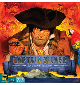 Matagot Treasure Island: Captain Silver - Revenge Island Expansion